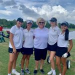 Girls Varsity Golf beats Trinity Preparatory School 178 – 227