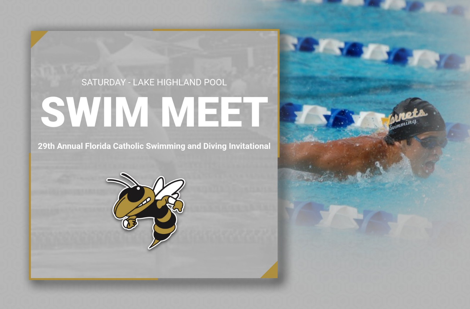 Boys and Girls Swimming to Host Catholic Swimming and Diving Meet Saturday