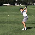 Boys Varsity Golf falls to Windermere Preparatory School 147 – 149