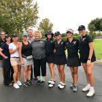 Girls Varsity Golf beats Harmony 191 – 200