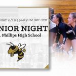 Girls Volleyball – Senior Night – Wednesday