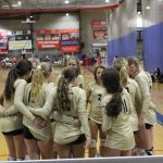 Girls Junior Varsity Volleyball falls to Boone 2 – 0