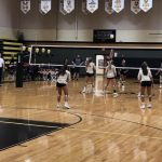 Girls Junior Varsity Volleyball beats Dr. Phillips 2 – 0