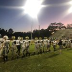 Boys Freshman Football beats Olympia High School at University HS 33 – 0