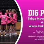 Girls Volleyball Will Host Dig Pink Game Tuesday to Raise Funds for Breast Cancer Awareness