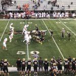 Boys Varsity Football beats Leesburg 38 – 0