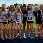Girls Varsity Cross Country finishes 2nd place at Matanzas Invitational