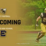 Football Hosts Eustis Friday Night for the Homecoming Game
