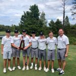 Boys Golf – Region Champions!