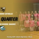Girls Volleyball Heads to Atlantic HS Thursday for Region Quarterfinal