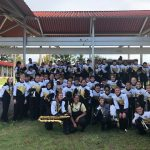 Black and Gold Brigade – 2019 University Classic 2A Champions!