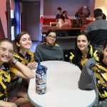 Girls Varsity Bowling finishes 5th place at District Tournament