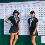 Bishop Moore Girls Golfers Finish State Champion and State Runner-Up!