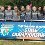 Cross Country Girls Have a Strong Showing at State Championships