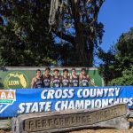 Boys Varsity Cross Country finishes 8th place at States