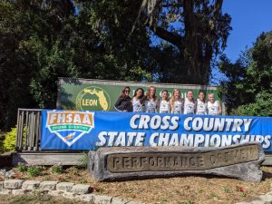 Cross Country State Championships – 2019