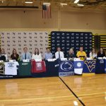 Hornet Athletics Celebrates College Signing Day With 12 BMC Seniors
