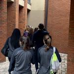 Girls Powerlifting Vs Orangewood - November 2019