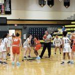 Girls Varsity Basketball falls to Boone 51 – 41