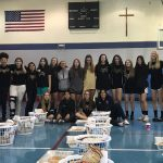 Girls Basketball Community Service Project 2019