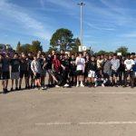 Boys Basketball Community Service Project - 2019