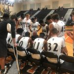 Boys Basketball Stumbles at Hoops For Heart