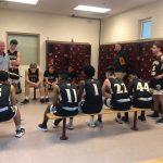 Boys Basketball Struggles at Bishop Snyder