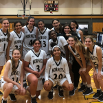 Girls Varsity Basketball falls to Colonial 60 – 53