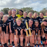 Girls Junior Varsity Soccer beats Spruce Creek 2 – 0