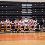 Boys Varsity Basketball falls to Maynard Evans 64 – 42