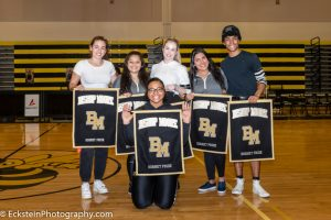 Dance Team Senior Night – 2020
