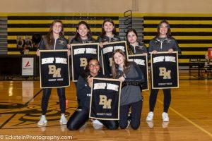 Girls Powerlifting Senior Night – 2020