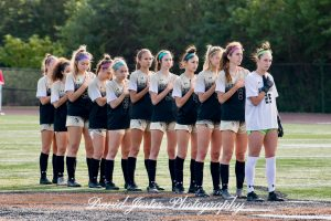 Girls Varsity Soccer vs La Salle 2020