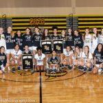 Girls Basketball Senior Night - 2020
