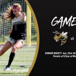 SENIOR NIGHT! Girls Soccer will host Oviedo Thursday, Jan. 23rd
