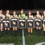 Girls Soccer Senior Night - 2020