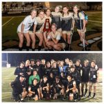 Boys and Girls Soccer District Champions!