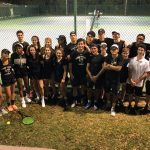 Girls Varsity Tennis beats The Villages 7 – 0