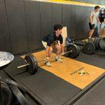 Boys Varsity Powerlifting finishes 1st place at Trinity Prep