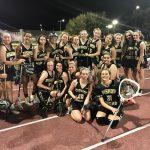 Girls Junior Varsity Lacrosse beats Trinity Preparatory School 9 – 1