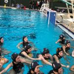 Girls Water Polo Water Polo beats Colonial 16 – 7