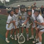 Girls Varsity Lacrosse beats The First Academy 17 – 2