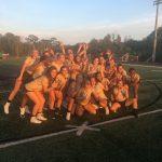 Girls Varsity Flag Football beats Cornerstone Charter Academy 7 – 0