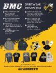 Hornet Spiritwear Merchandise Online Ordering – Pickup June 1st, 2020