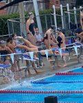 Girls Varsity Swimming wins against Windermere Prep