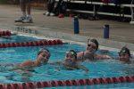Girls Varsity Swimming falls to Lake Highland Prep 202-134