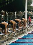 Boys Varsity Swimming falls to Lake Highland Prep 154-129