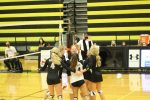 Girls Junior Varsity Volleyball wins against The First Academy