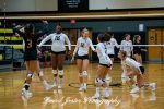 Girls Varsity Volleyball beats The First Academy 3-0