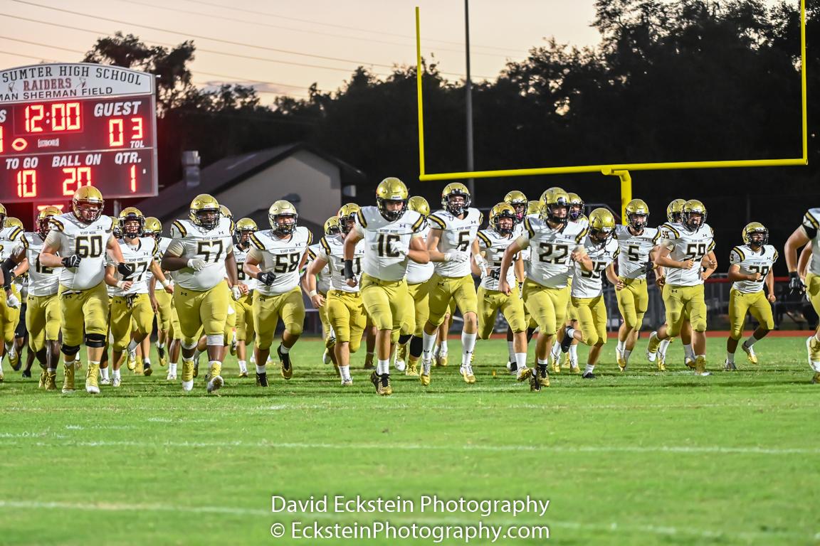 Varsity Football vs. South Sumter 9/25/2020